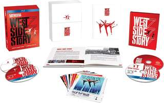 West Side Story Limited 50th Anniversary Edition Digipack Bluray