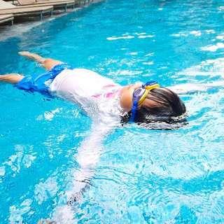 Learn to 🏊🏼💦FREE Goggle or Swim Board*
