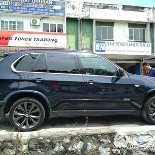 Sambung Bayar BMW X5 s.diesel m sport