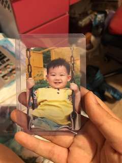 JJ Project Verse 2: JB Baby photocard (official)