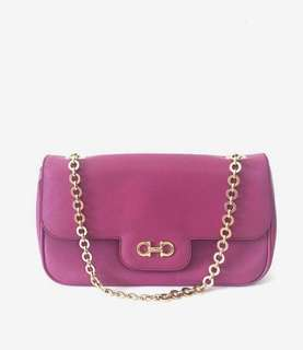 Salvatore Ferragamo Clutch/Shoulder Bag