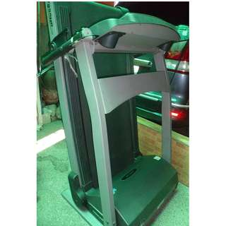Trimline Motorized Treadmill 2 5hp Heavy Duty US Made not Life fitness spin bike gym equipment