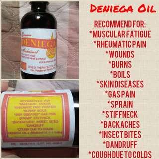 Deniega Oil