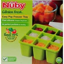 Nuby food freezer tray