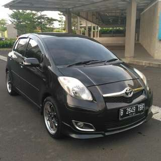 Toyota Yaris S limited Keyless 2011AT..TOP Condition
