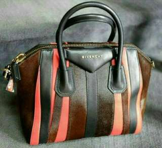 Pre❤ Authentic 2012 Givenchy Small Antigona. Limited Edition.