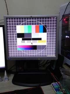 HP 1740 Monitor