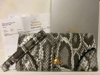 ❤️ Vivienne Westwood Clutch long wallet 長銀包 手袋 chain bag woc