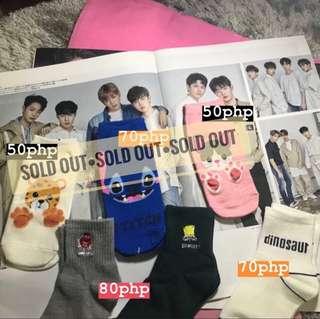 Cute korean fashion socks