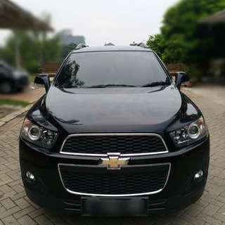 Chevrolet Captiva Diesel 2015