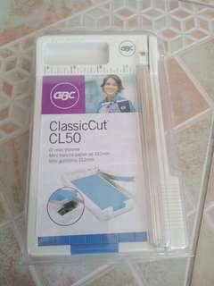 GBC Classic Cut CL 50