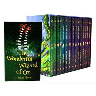 🚚 The Wizard Of Oz Collection (15 Books)