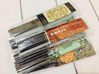 Organic Healing Incense Sticks