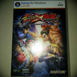 Windows games Tekken vs Street Figthers NEW ORIGINAL
