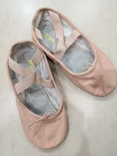 Bloch Split Sole Leather Ballet Shoes 12D