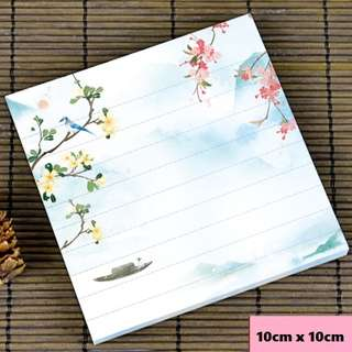 Picturesque boat scenic / watercolour notepad #5