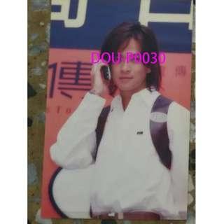 【尋寶鋪】陳曉東 珍藏照片 1張4元