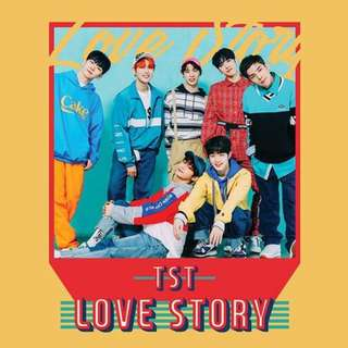 [ TOP SECRET ] Love Story Single Album
