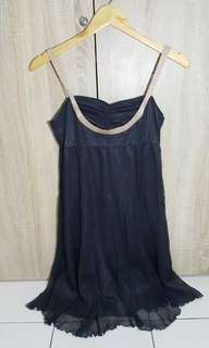 Blue Navy Long Dress