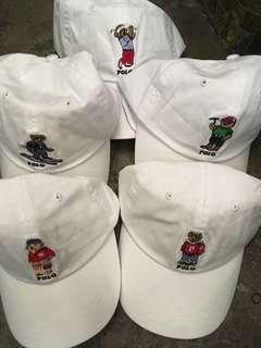 Polo Ralph Lauren 小熊帽 Lo Bear dad hat cap