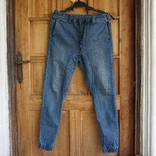 Petrol Men's Jogger Pants Maong – Size 30