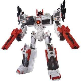 PRE-ORDER : TakaraTomy Transformers Legends LG-EX - Metroplex (TakaraTomy Mall Exclusive)