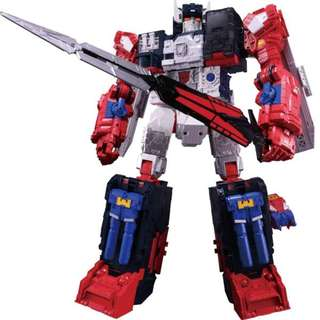 PRE-ORDER : TakaraTomy Transformers Legends LG-EX - Grand Maximus (TakaraTomy Mall Exclusive)
