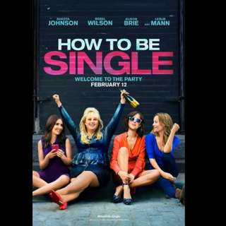 [Rent-A-Movie] HOW TO BE SINGLE (2016)