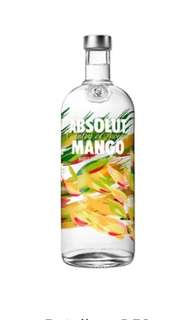 Absolute Vodka Mango