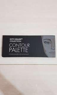 City Color Contour Pallete