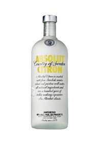 Absolute Vodka Citron