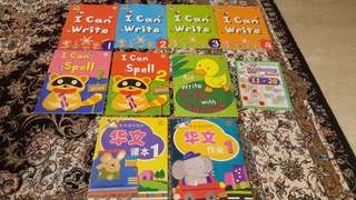 N2 to K2 Activity Books