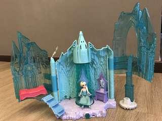 Elsa play set