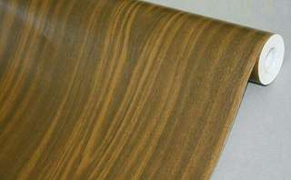 Sticker motif kayu