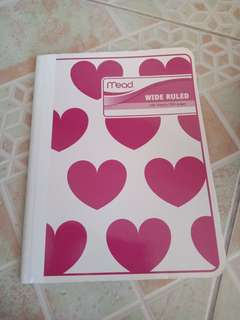 Mead Wide Ruled 100 Sheets