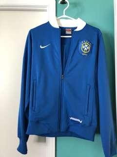 Blue Nike Bomber Jacket