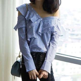 Toga stripe shirt