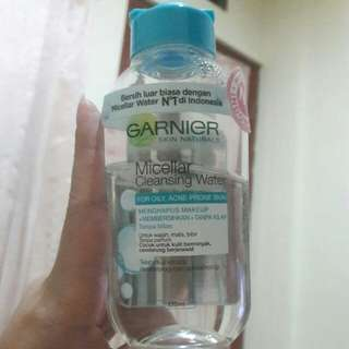 Micellar Cleansing Water For Oily n Acne