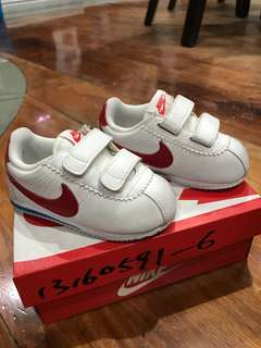 Nike Cortez Toddlers Size 6C