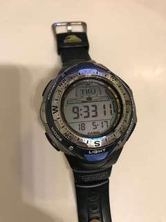 Casio 航海錶