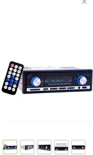 Car Stereo Bluetooth Mp3 USB/SD Aux Audio NOW ON SALE!!! 57% OFF!!!