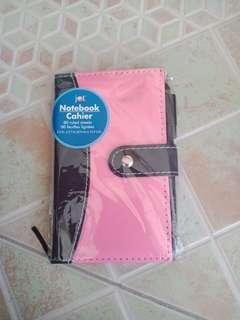 Jot Notebook with Pen