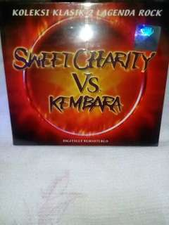 Lagenda 2rock sweet charity vs kembara