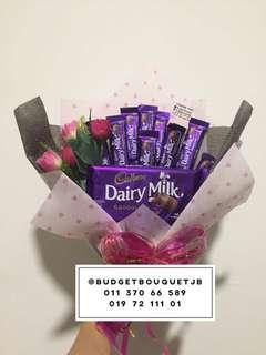 Chocolate Bouquet /makeup bouquet etc