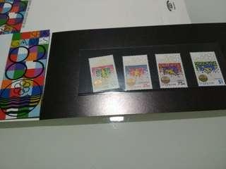 SEA Games 1983 complete set
