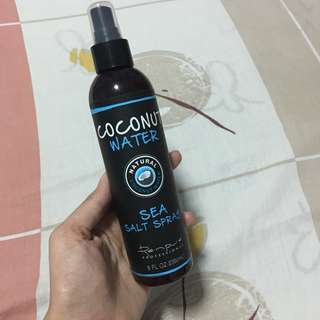 RENPURE Coconut Water Sea Salt Spray for the hair