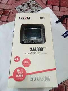 SJCAM4000 FULL SET
