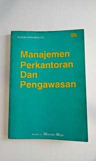 Manajemen perkantoran dan pengawasan