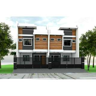 For Sale Pre Selling 4BR 2 Garage Townhouse in Vermont Park Antipolo