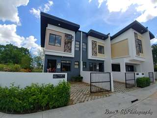 End unit Complete Townhouse in Tanza
